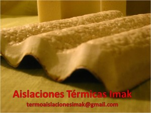 aislaciones termicas con poliuretano imak