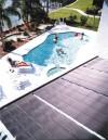 Paneles solares para temperado piscinas 2219640 garantizados 12 años