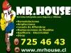 Mr. House, Ofrece Servicio De Limpieza, Lavado De Alfombras y Tapices