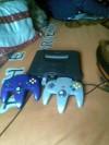 Se vende consola Nintendo 64