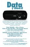 Arriendo de proyector mas telon Todo santiago www.datayshow.cl