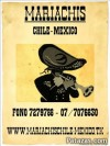 Entretenidisima serenata con mariachis a domicilio 02-7279788
