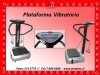Mejoramiento de la fuerza maxima plataforma vibratoria