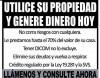 Borramos dicom, créditos leaseback, urgente dinero. garantia habitacio