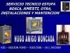 ESTUFAS BOSCA, AMESTI, INSTALACION Y MANTENCION
