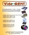 TRASPASO DE VIDEOS BETA - VIDEORENT