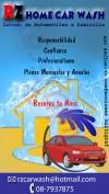 lavado de autos a domicilio servicio profesional