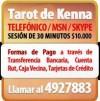 Tarot Telefonico de Kenna 4927883 . Sal de todas tus dudas con el Tarot
