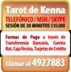 Tarot Telefonico 4927883 . El Tarot responder� a tus preguntas ahora