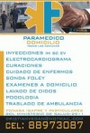 AMBULANCIA A DOMICILIO FONO 8580008