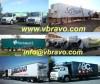 Pintura publicitaria en Vehículos,pintado de camiones,containers,ramplas