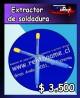 Extractor de soldadura  precio $ 3.500
