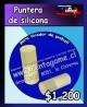 Puntera de silicona para tirador pinball/precio: $ 1.200 pesos
