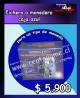 Fichero o monedero caja azul precio: $ 5.900