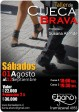 Taller de cueca brava // agosto septiembre 2015 // danza Ébano