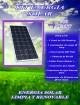 Kit energía solar rentagame 700 watt dia $ 299.000