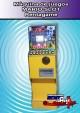 Máquina de juegos mario slot  original taiwanesa