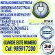 Técnico electricista, emergencias electricas las 24 horas