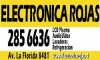 servicio tecnico televisores lcd  electronica rojas 2856636
