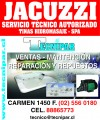 jacuzzi servicio tecnico